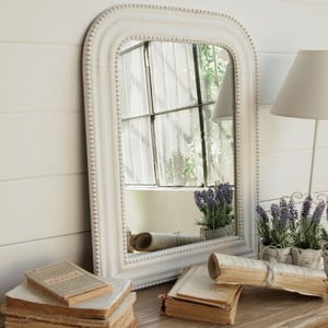 Zrcadlo Beaded