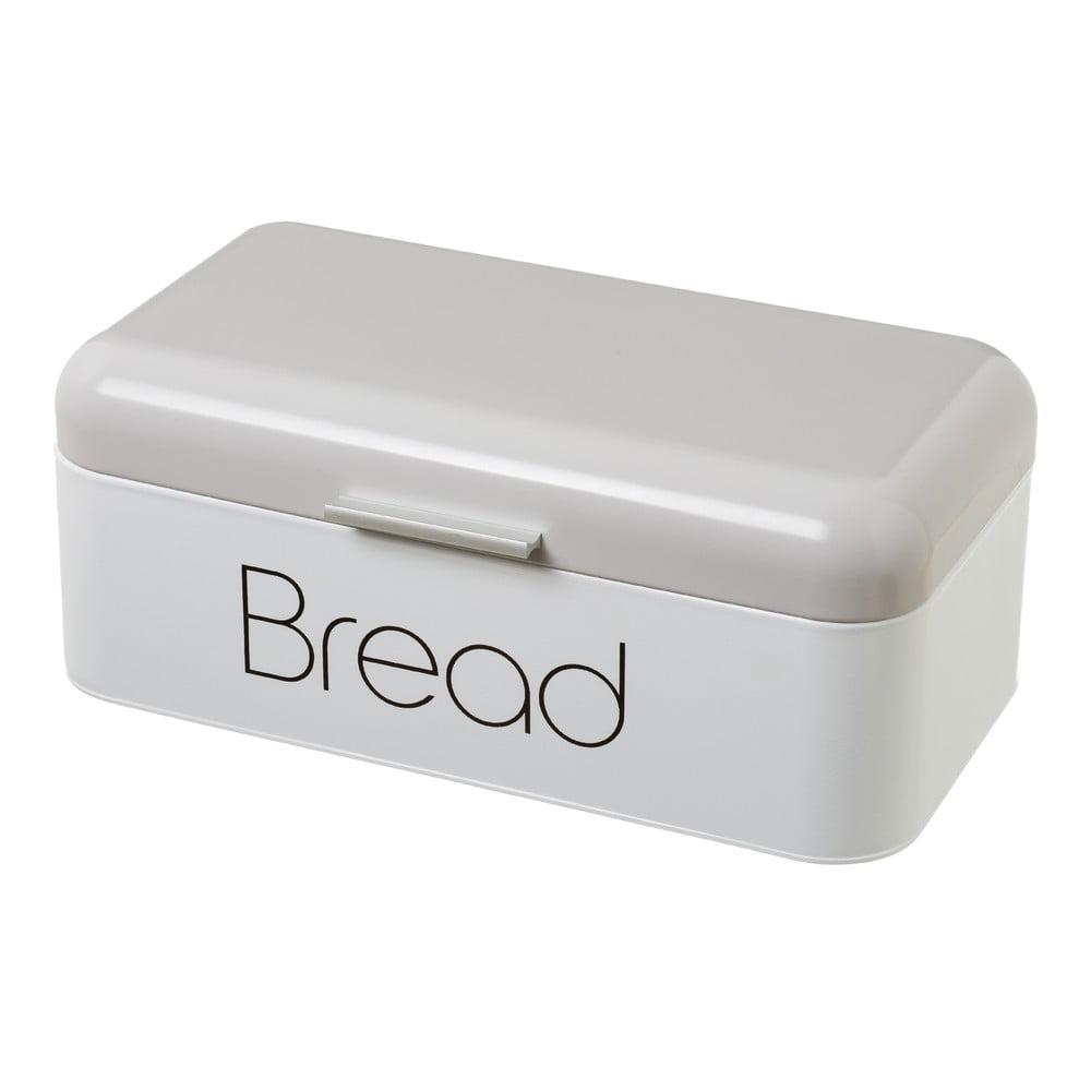 Kovová dóza na chleba Unimasa 42 x 22,5 cm