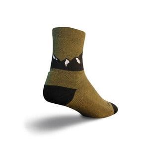 Ponožky chránící před otlaky Wooligan Mountain, vel. 43-49