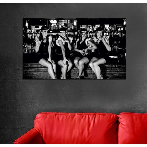 Obraz Black&White no. 26, 41x70 cm