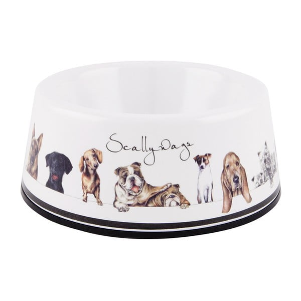 Scallywags kutyatál, ⌀ 17,5 cm - Ashdene