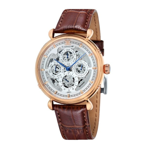 Pánské hodinky Thomas Earnshaw Grand Rose Gold