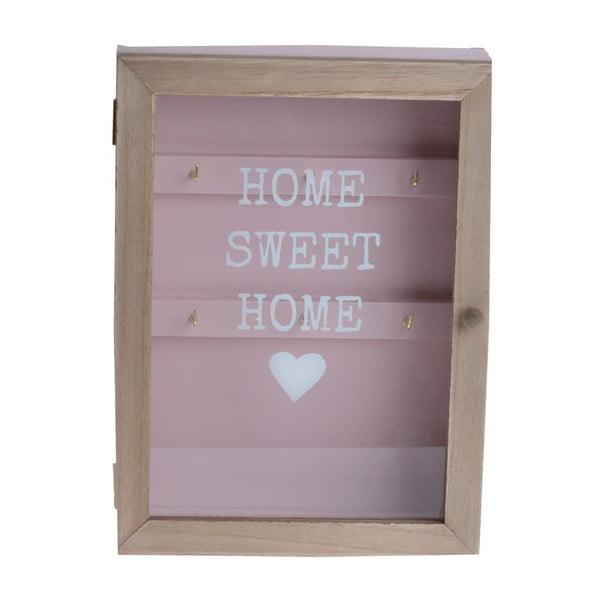 Skříňka na klíče Home Sweet Home