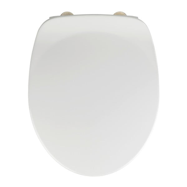 Armonia fehér WC-ülőke, 44,5 x 37 cm - Wenko