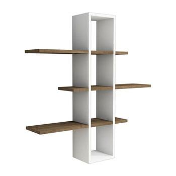 Raft de perete Ardo, alb de la Puqa Design