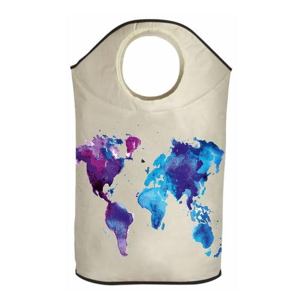 Koš na prádlo Around The World