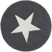 Vlněný koberec Linie Design Star, ⌀130 cm