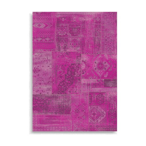 Koberec Vintage Pink, 140x200 cm