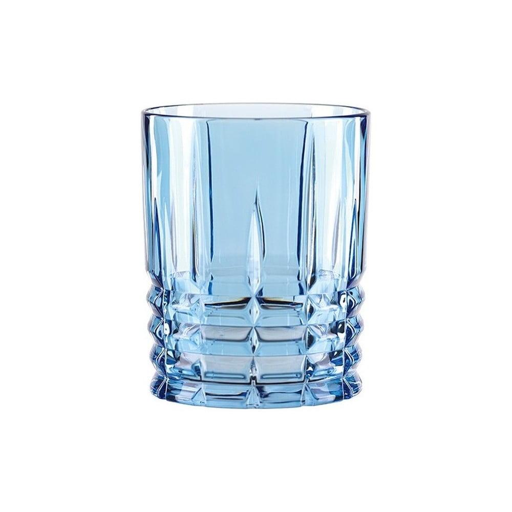 Modrá sklenice na whisky Nachtmann Highland
