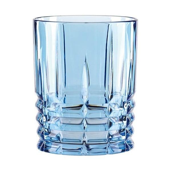 Pahar pentru whisky din cristal Nachtmann Highland, albastru