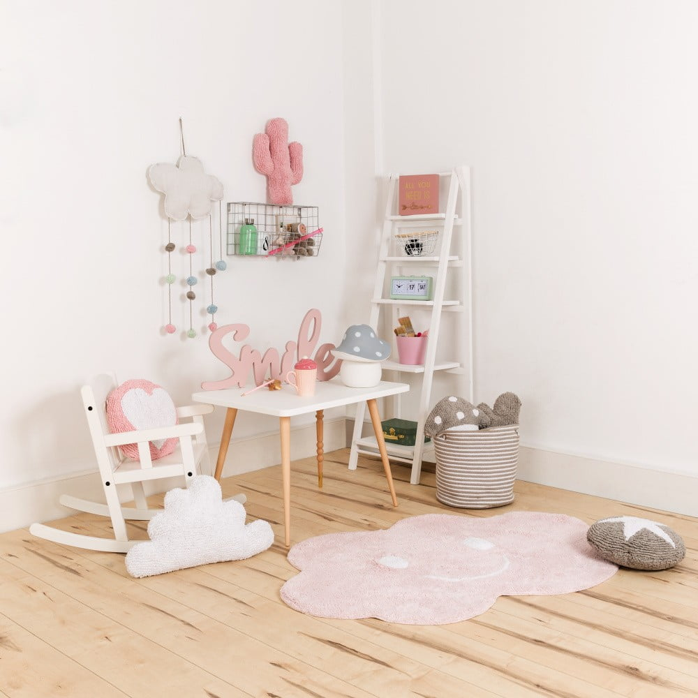 r ov bavln n koberec happy decor kids cloud 75 x 115 cm bonami. Black Bedroom Furniture Sets. Home Design Ideas