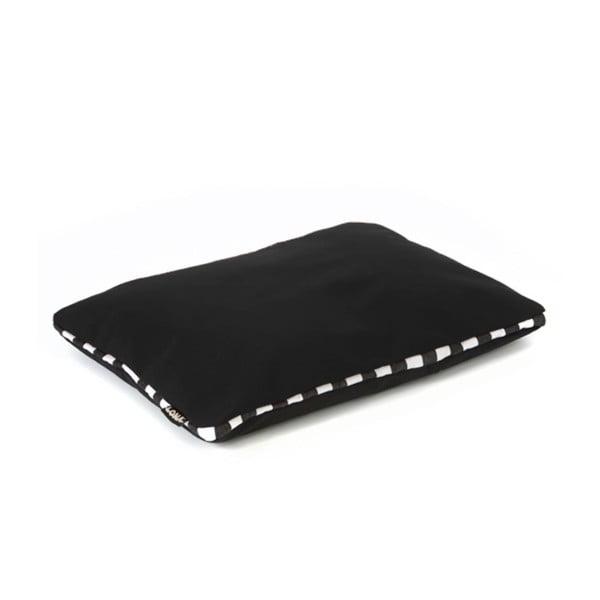 Polštář Lona 50x40 cm, černý