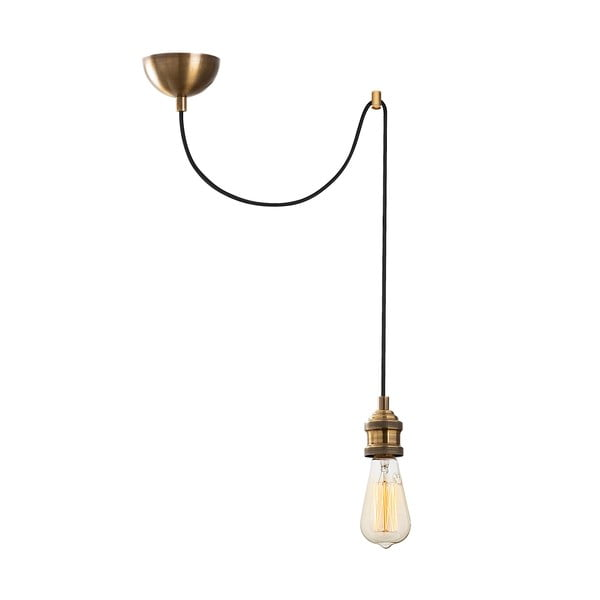 Kabluni bronzszínű függőlámpa - Opviq lights