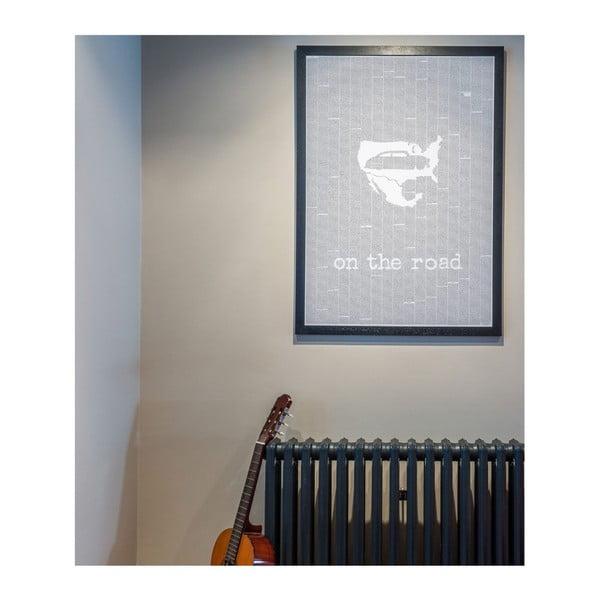 Knižní plakát Na cestě, 70x100 cm