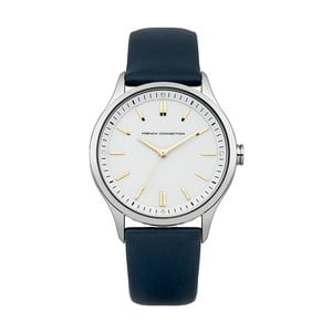 Tmavě modré dámské hodinky French Connection Luce