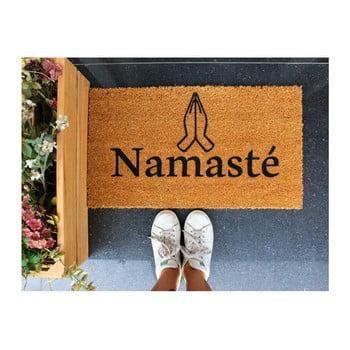 Preș Doormat Namaste, 70 x 40 cm imagine