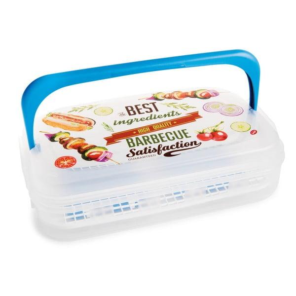 Ice ételtartó doboz hűtővel, 7 l - Snips
