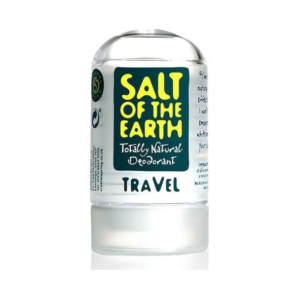 Cestovní tuhý krystalový deodorant Salt of the Earth