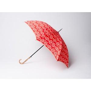 Deštník Cashmere, korálový