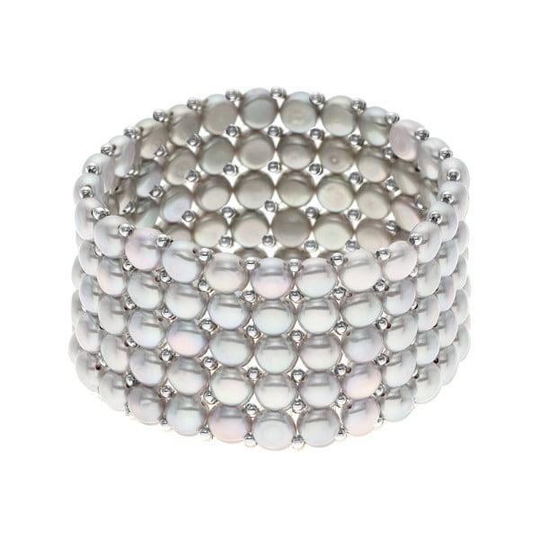 Náramek s říčními perlami Serafim