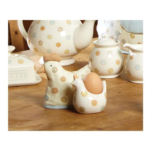 Puntíkatý kalíšek na vajíčka Kitchen Craft Classic Dots