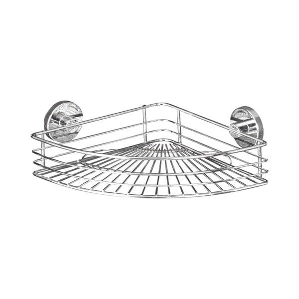 Rohový stojan bez nutnosti vrtání Wenko Vacuum-Loc, až 33 kg
