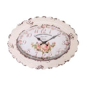 Oválné hodiny Antic Line Savonnerie Marseillaise