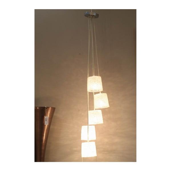 Bílé stropní svítidlo Mauro Ferretti Serety