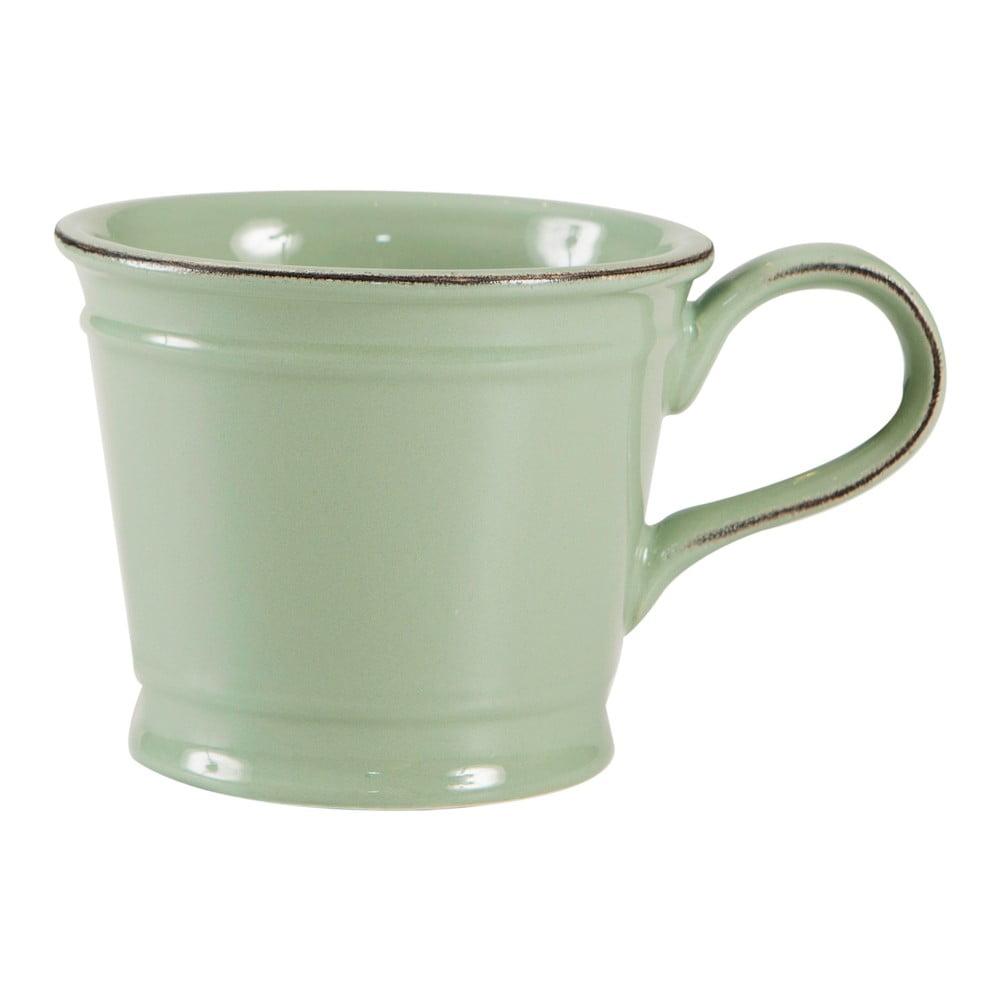Zelený keramický hrnek T&G Woodware Pride Of Place, 300 ml