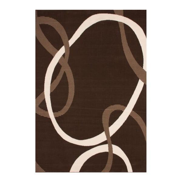Koberec Funky 056 Coffee, 160x230 cm