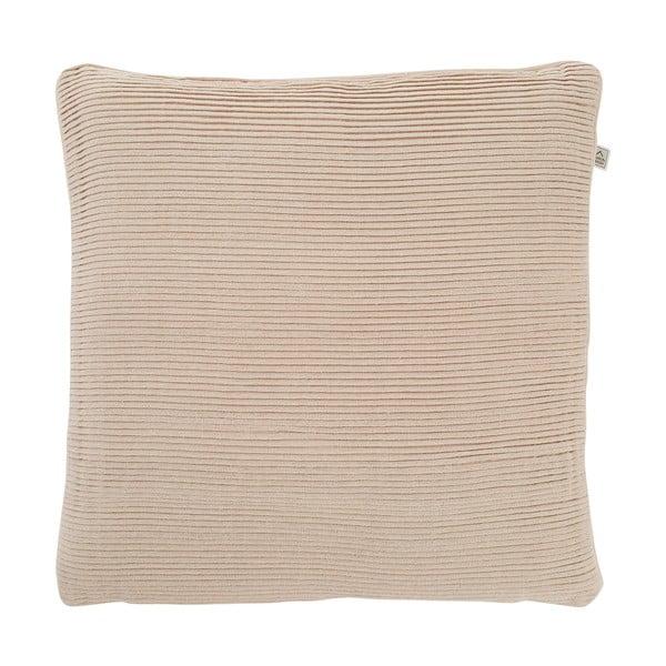 Polštář Klune Sand, 45x45 cm