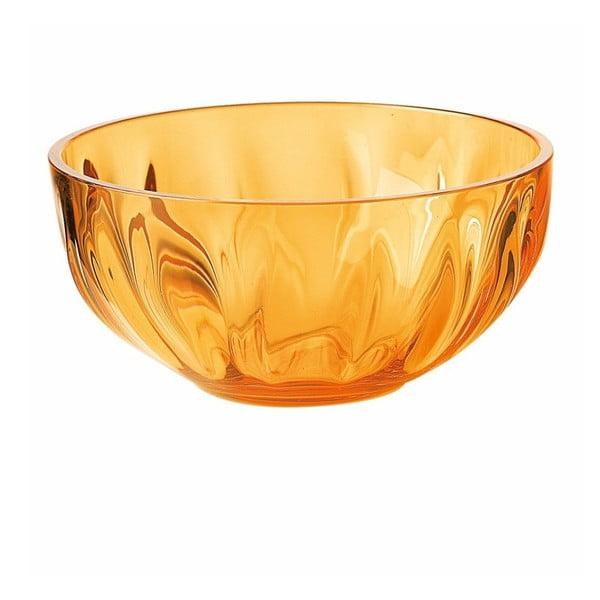 Oranžová miska Fratelli Guzzini. 15 cm
