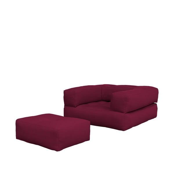 Cube Bordeaux variálható fotel - Karup Design