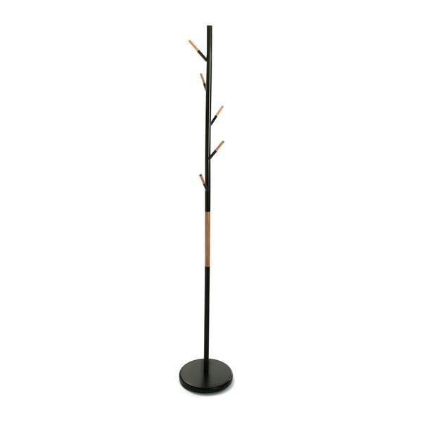 Cuier VERSA Clothes, înălțime 177 cm, negru