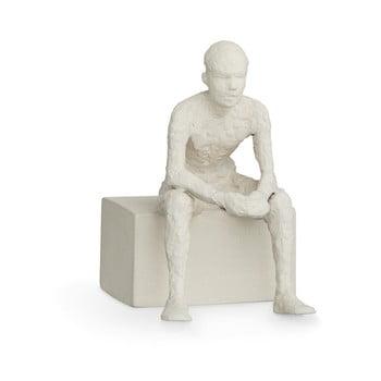 Statuetă din ceramică Kähler Design Character The Reflective One