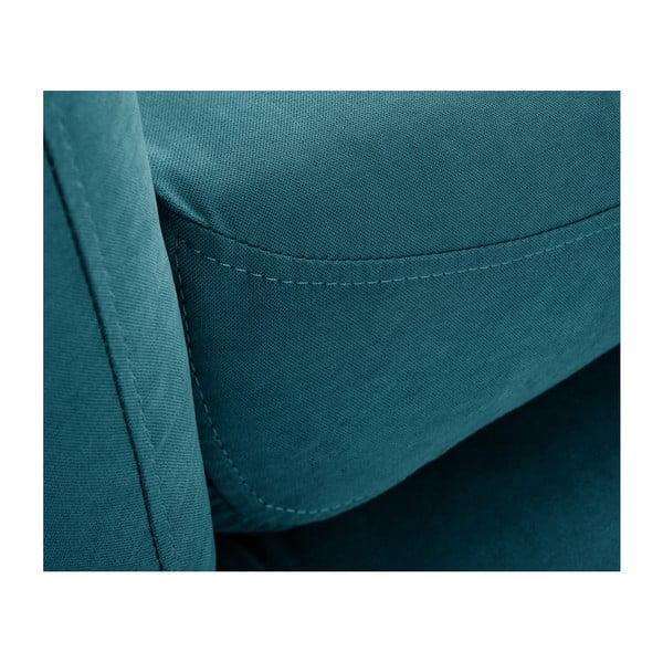 Canapea pentru 2 persoane Scandi by Stella Cadente Maison Comete, verde
