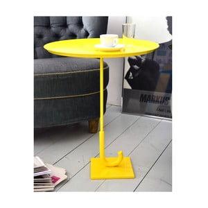Stůl Parapluie, žlutý