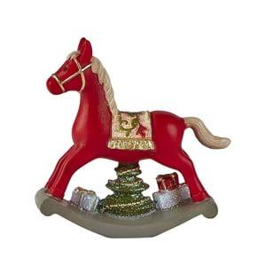 Dekorativní houpací kůň KJ Collection, 11 cm