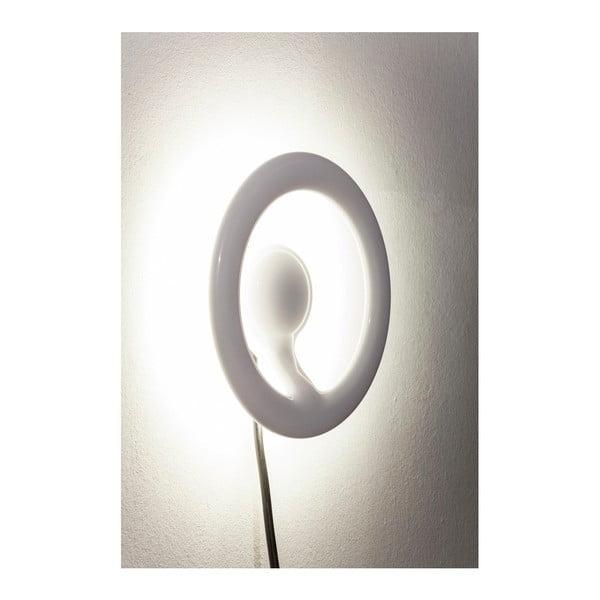 Nástěnné LED svítidlo Kare Design Clip