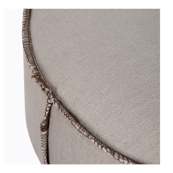 Stolička na sezení Cotton Grey