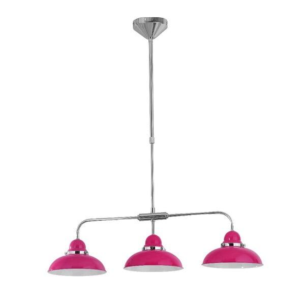 Závěsné svítidlo Pendant Hot Pink