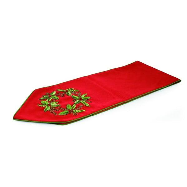 Běhoun Red Xmas, 35x178 cm