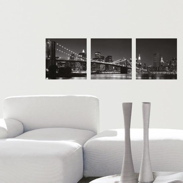 Samolepící obrazy Velkoměsto, 30x30 cm