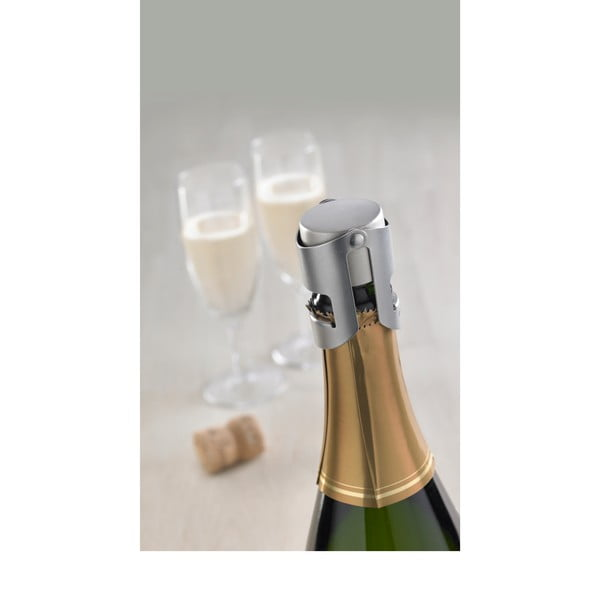Dop sticlă șampanie Steel Function Champagne