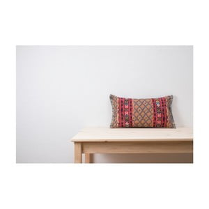 Bavlněný polštář Ethere Rusto, 50 x 30 cm
