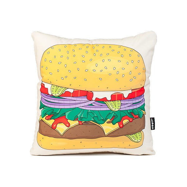Polštář Burger