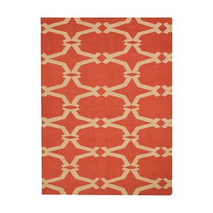 Ručně tkaný koberec Kilim JP 07, 90x150 cm