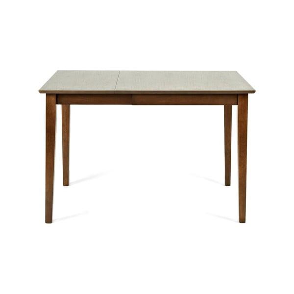 Jídelní sada stolu a 4 židlí Damien