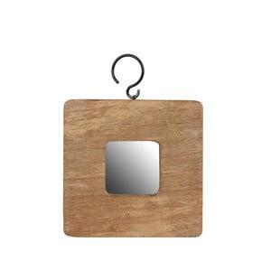 Zrcadlo Liva Mango, 16x16 cm