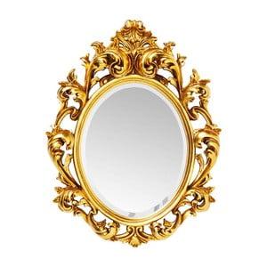 Zrcadlo ve zlaté barvě Kare Design Sun King